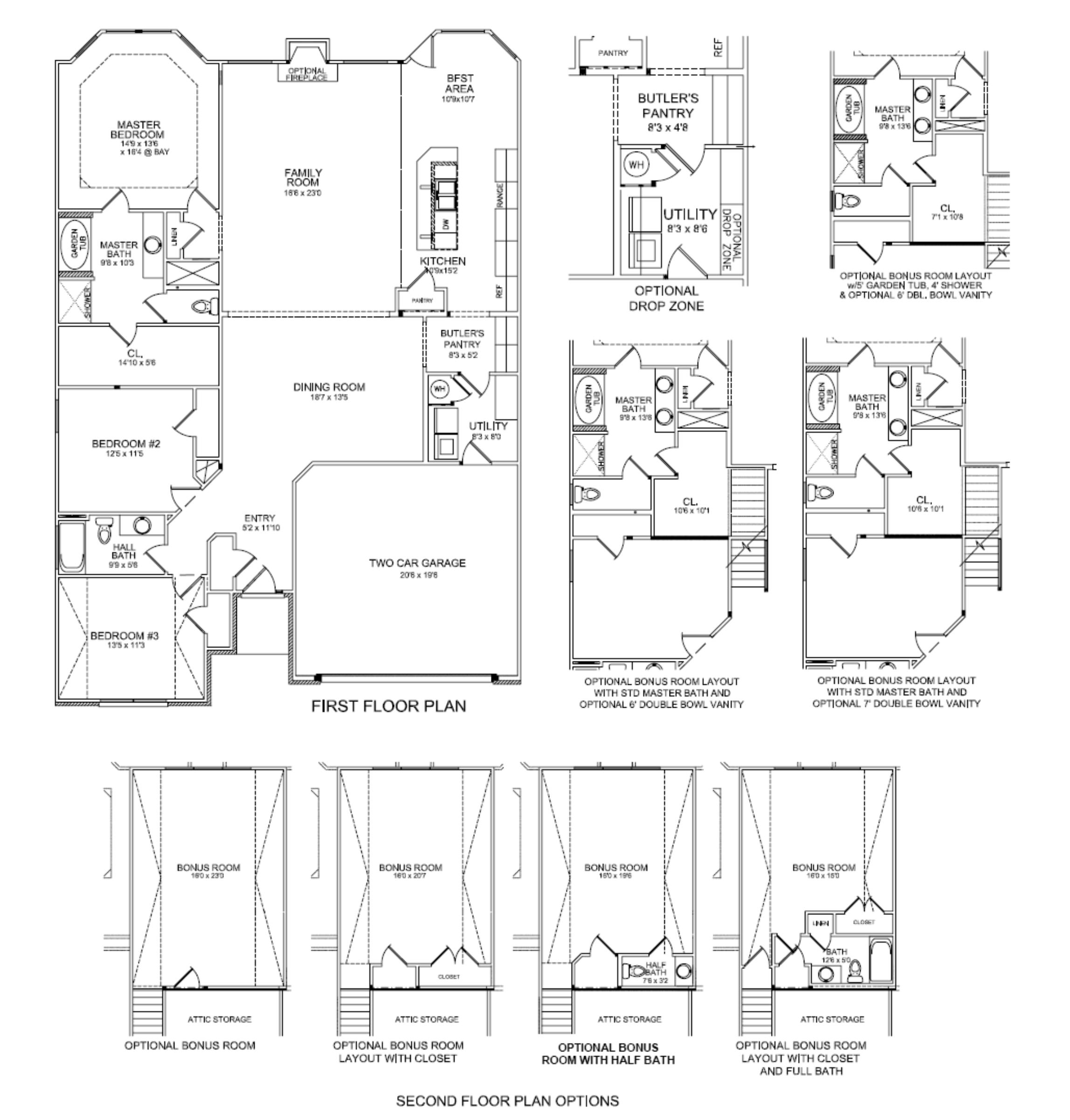 Baldwin expanded for Baldwin floor plan