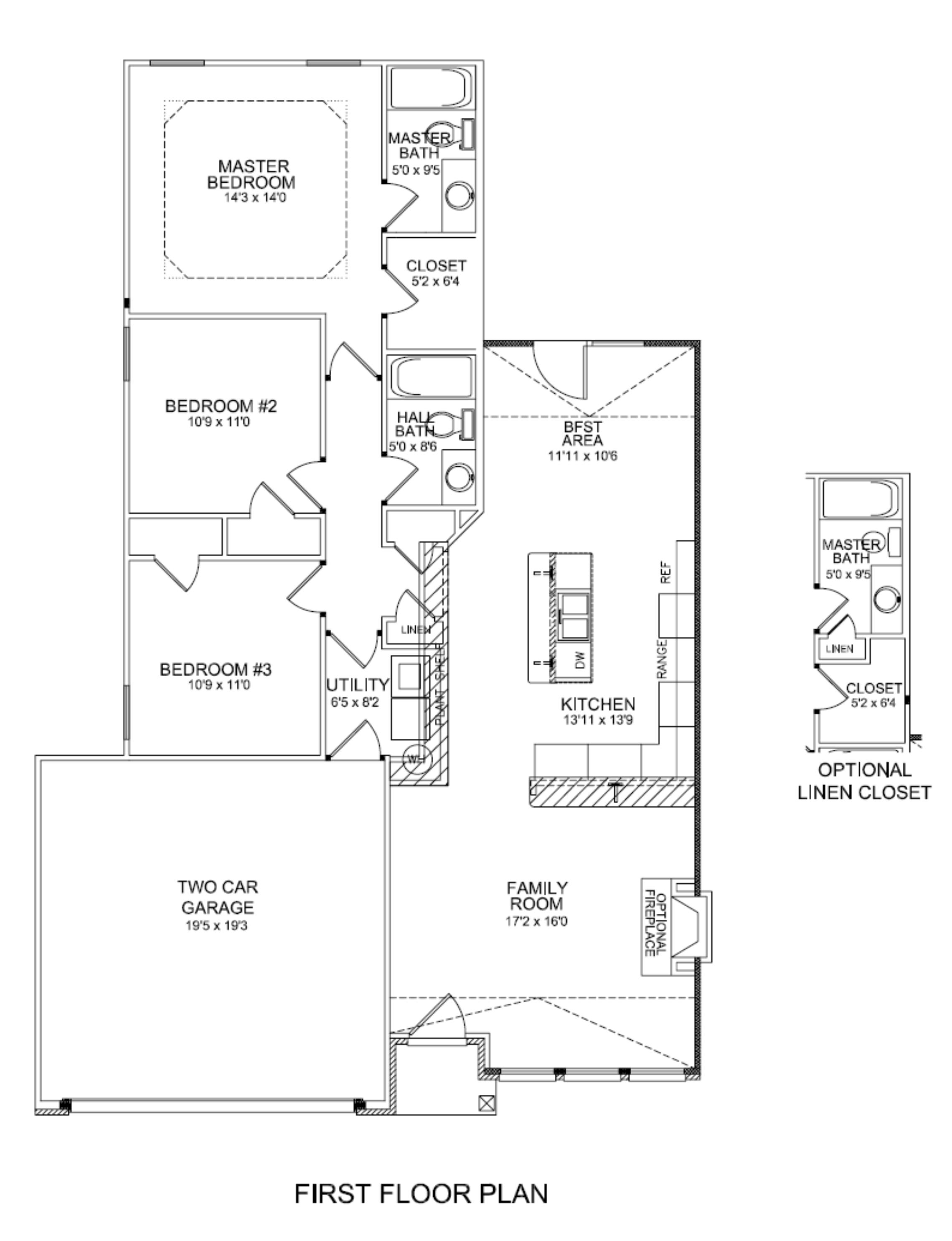 Floor Plans Coventry Two Car Louisville Kentucky Real