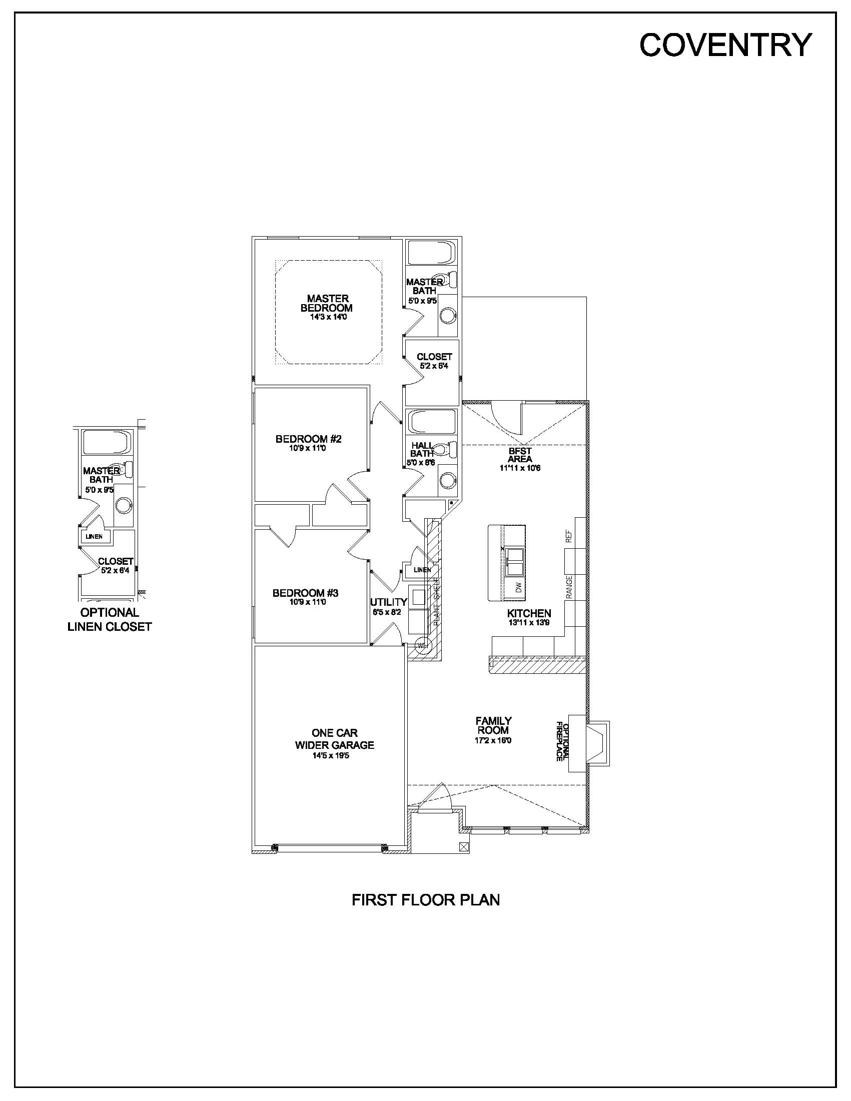 Floor Plans Coventry Louisville Kentucky Real Estate