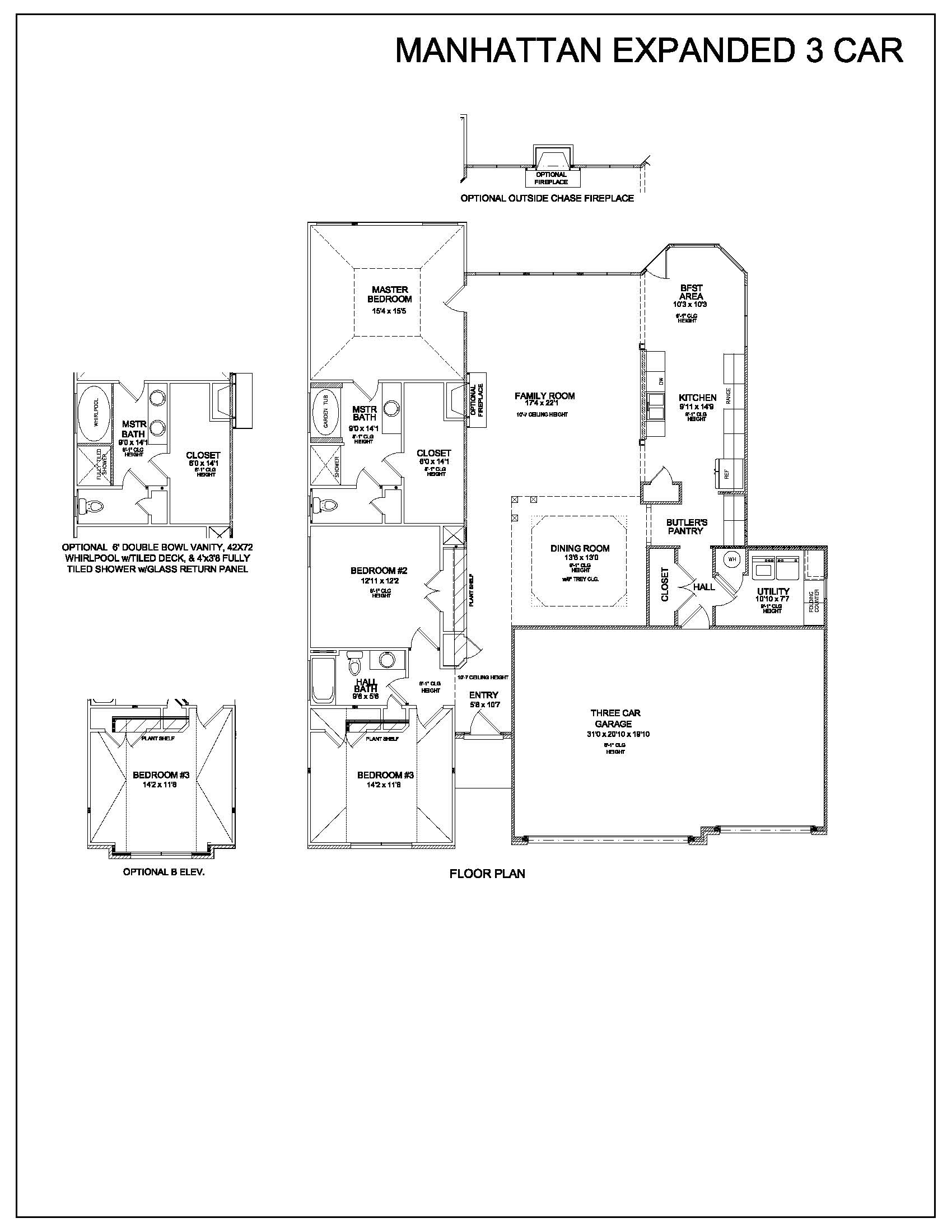 100 Floor Plan Car Kerala Style House Plans Within