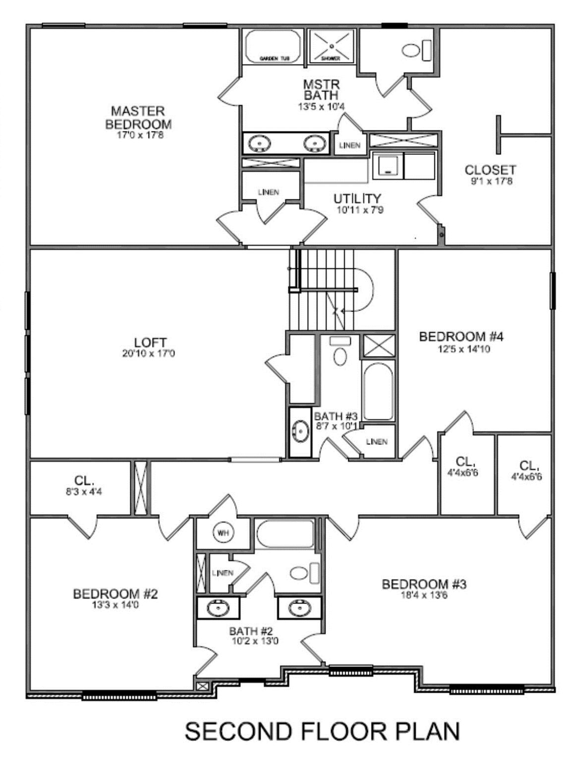 Master Bedroom Suite Floor Plans Additions Floor Plans
