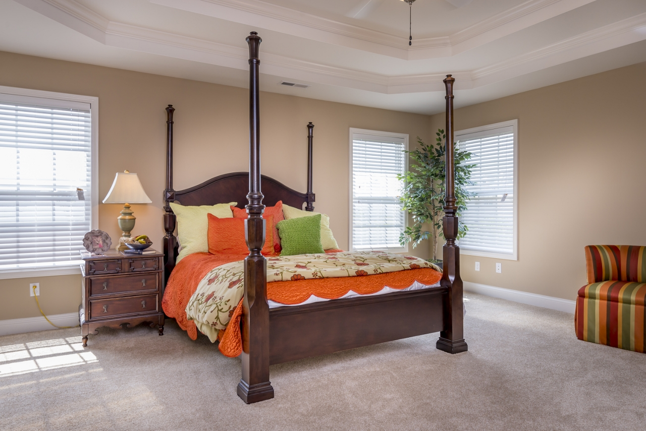 Creating A Master Bedroom Retreat