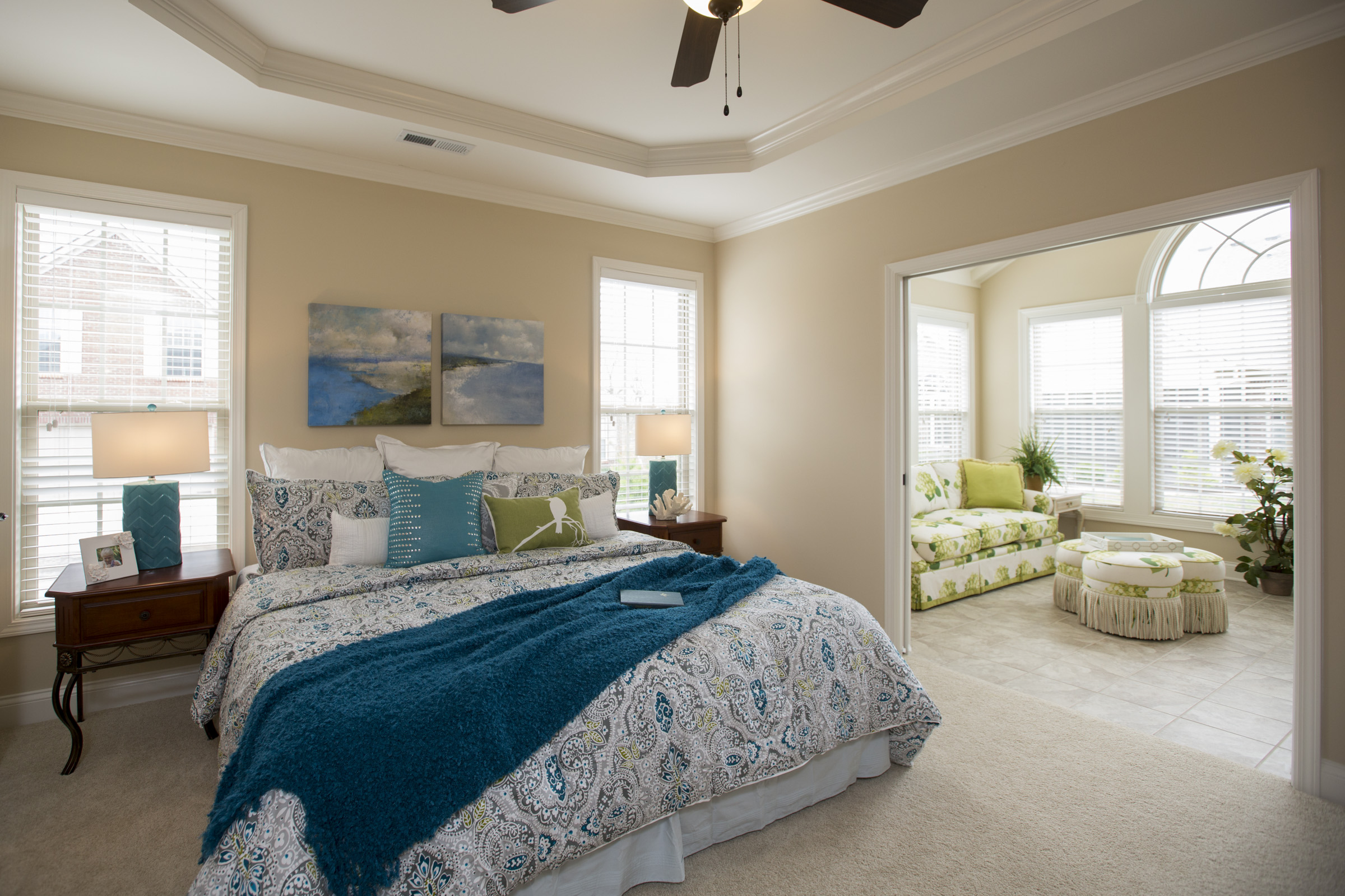 Decor and design - Master bedroom retreat decorating ideas ...