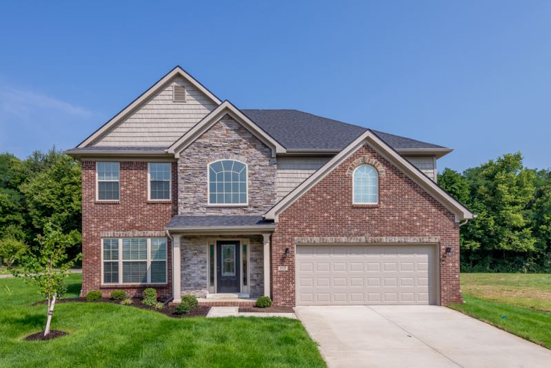 Fans Of Large Ranch Homes With Bonus Room Options Will Appreciate The  Glenstone, A New Ranch Model With Three Bedrooms And 2349 Square Feet On  The Main ...